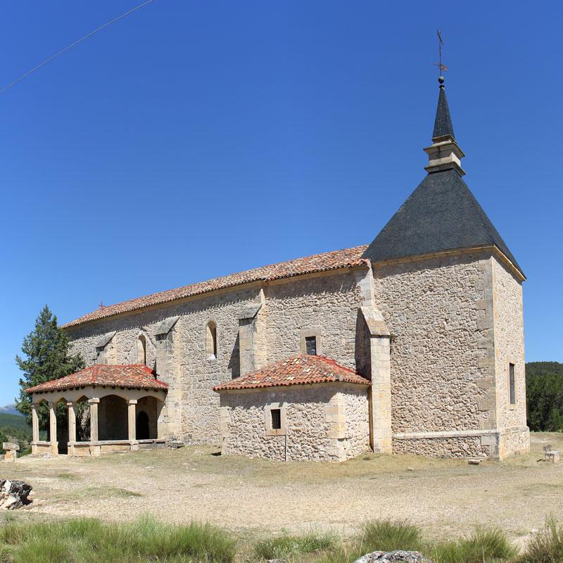 Ermita de la Virgen de los Enebrales
