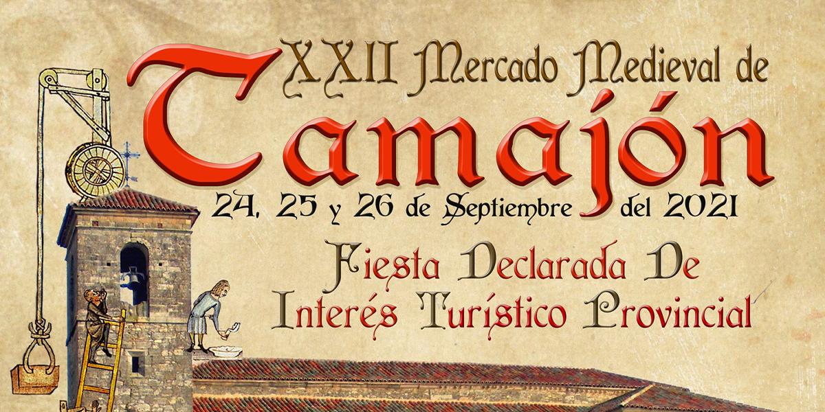 Cartel 22º Mercado Medieval